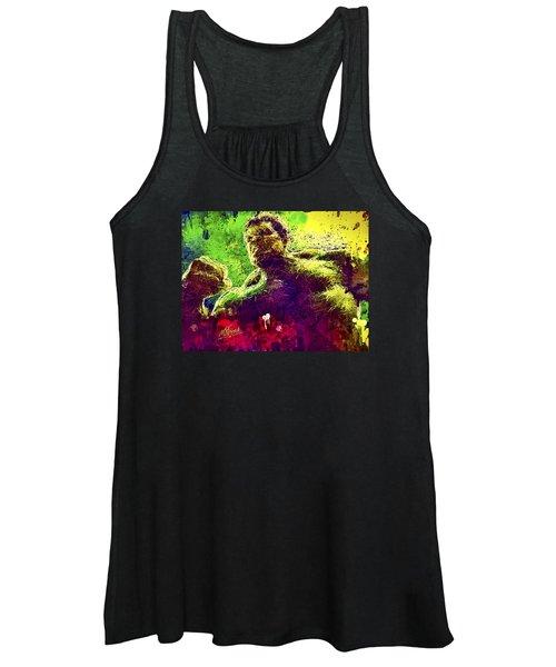 Hulk Smash Women's Tank Top