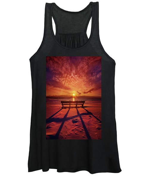 I Will Always Be With You Women's Tank Top