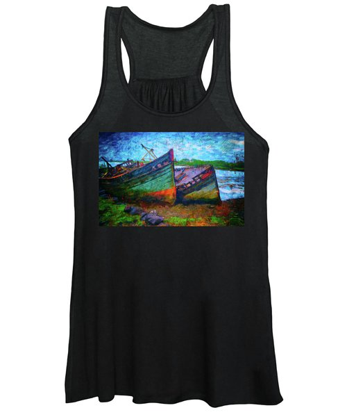 I Will Never Leave You Women's Tank Top