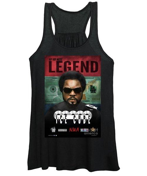 Ice Cube  Women's Tank Top