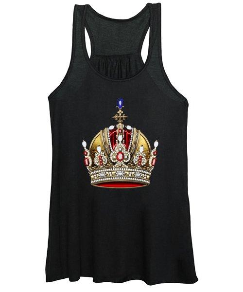 Imperial Crown Of Austria  Women's Tank Top