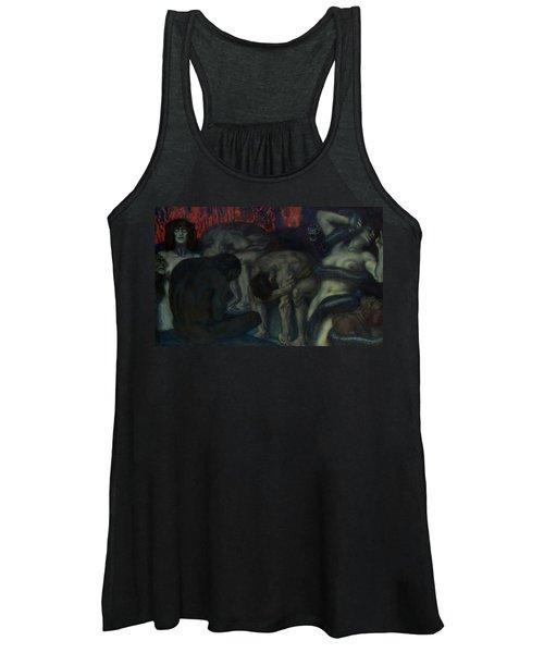 Inferno Women's Tank Top