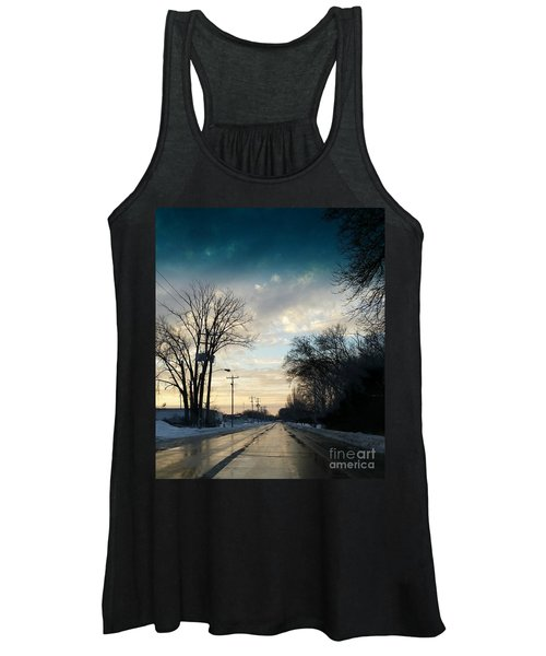 Into New Country Women's Tank Top