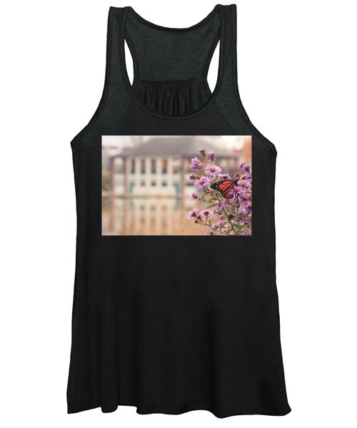Into The Asters Women's Tank Top