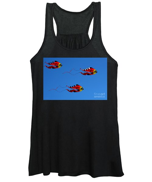 It's A Kite Kind Of Day Women's Tank Top