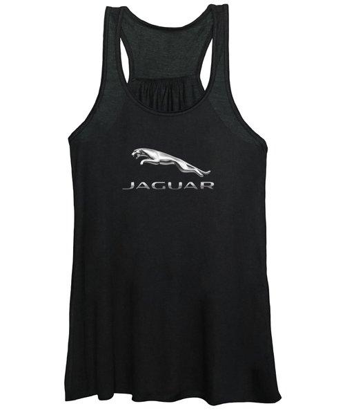 Jaguar Logo Women's Tank Top