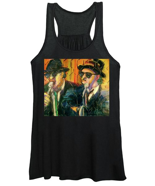 Jake And Elwood Women's Tank Top