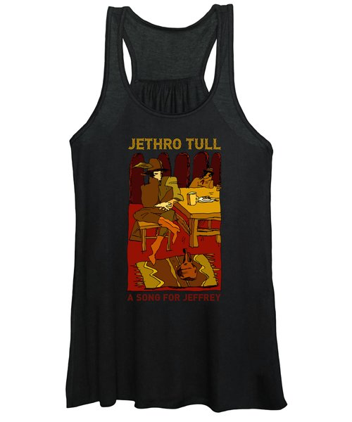 Jethro Tull - A Song For Jeffrey Women's Tank Top
