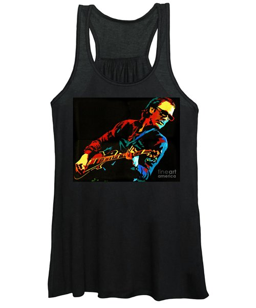 Joe Bonamassa  Women's Tank Top