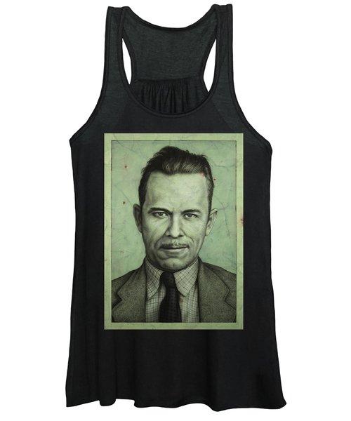 John Dillinger Women's Tank Top