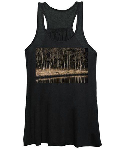 Julia Butler Hansen Refuge For The Columbian White-tailed Deer Women's Tank Top