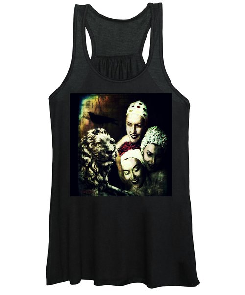Just Washed My Hair Women's Tank Top