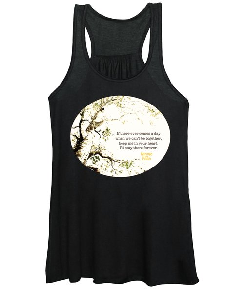 Keep Me In Your Heart Women's Tank Top