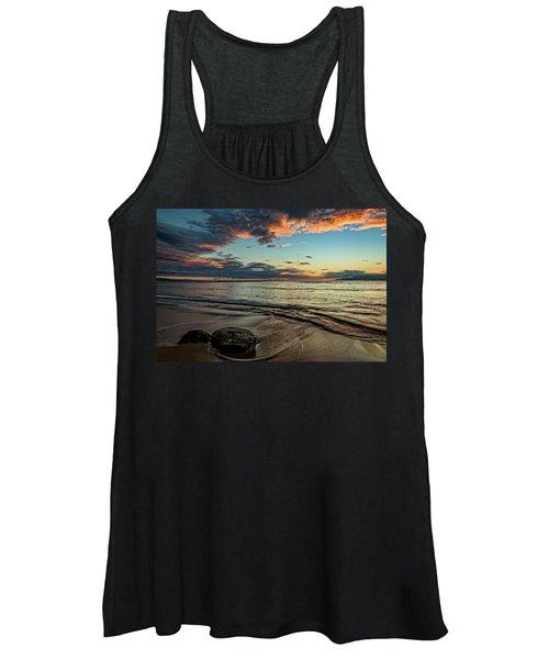 Kihei, Maui Sunset Women's Tank Top