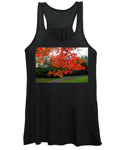 Knox Park 8444 Women's Tank Top