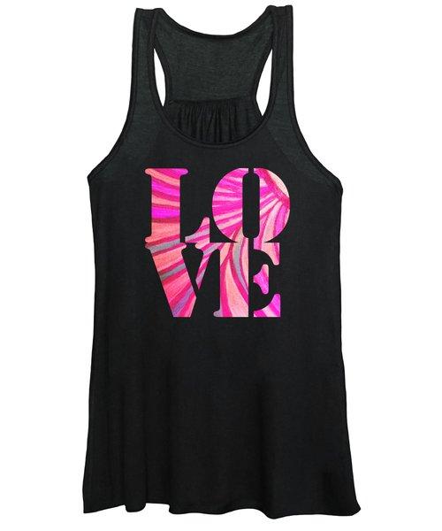L O V E  Women's Tank Top