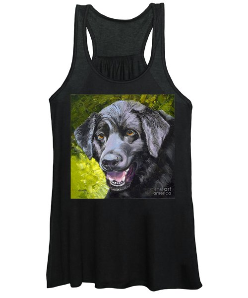 Lab Out Of The Pond Women's Tank Top