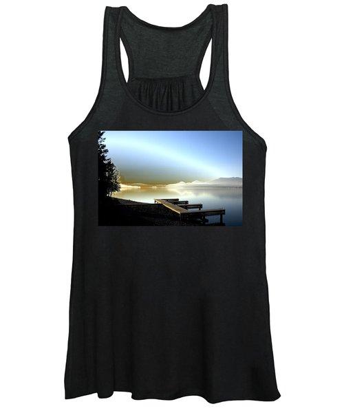 Lake Pend D'oreille Fantasy Women's Tank Top