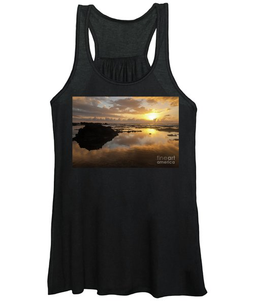 Lanai Sunset #1 Women's Tank Top
