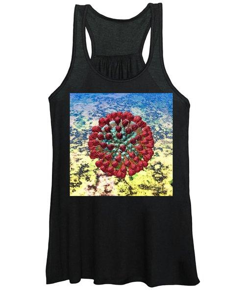 Lassa Virus Women's Tank Top