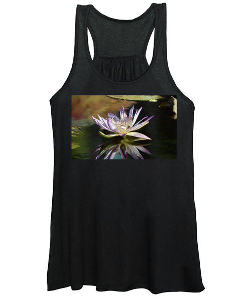 Lily Reflections Women's Tank Top