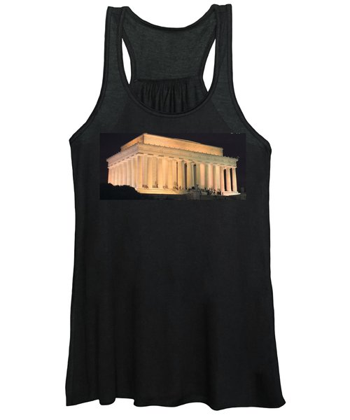 Lincoln Memorial Women's Tank Top