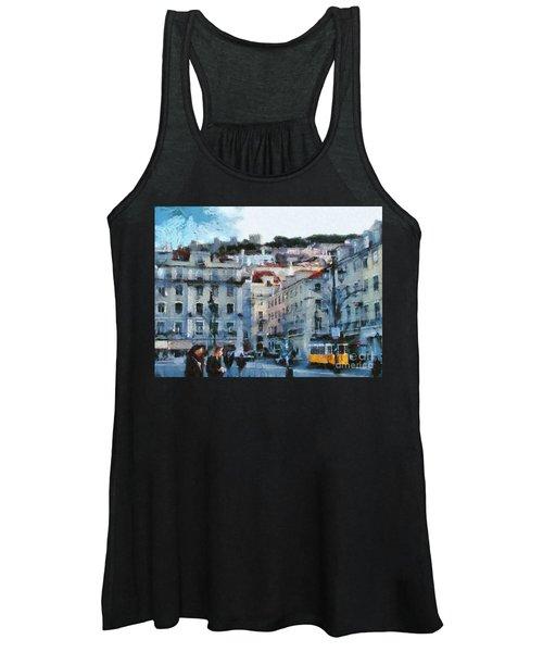 Lisbon Street Women's Tank Top