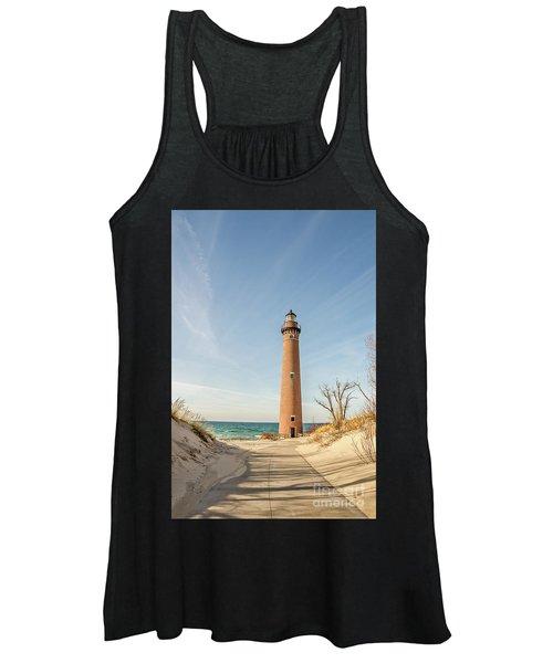 Little Sable Point Lighthouse Women's Tank Top