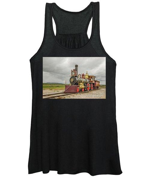 Locomotive No. 119 Women's Tank Top