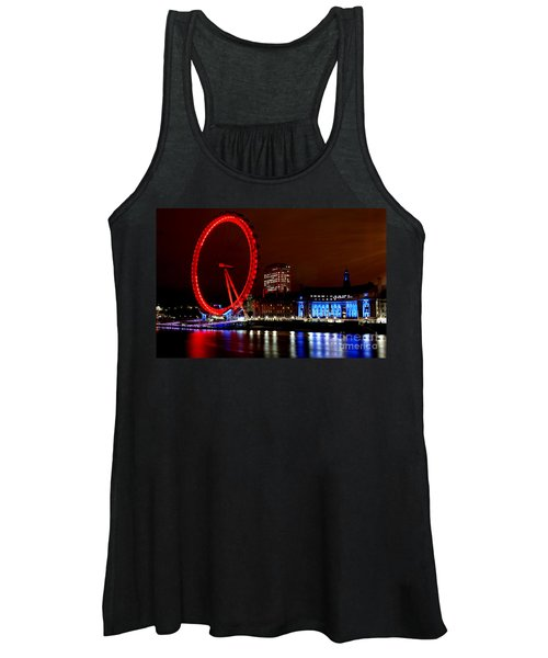 London Eye Women's Tank Top