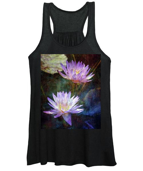 Lotus Reflections 2980 Idp_2 Women's Tank Top