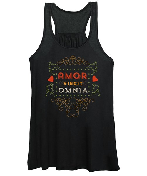 Love Conquers All Women's Tank Top
