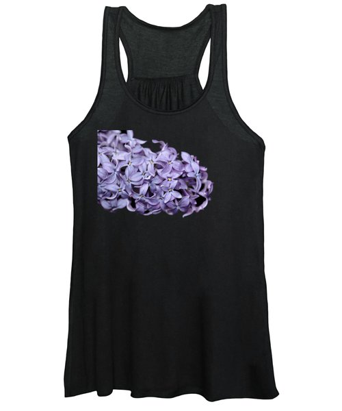 Love In Lilac Women's Tank Top