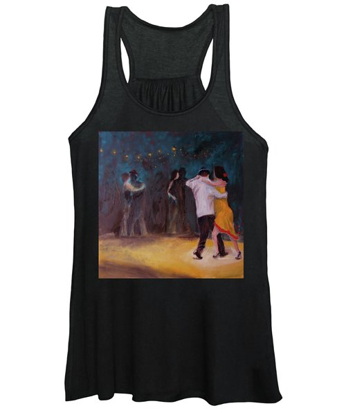 Love In The Spotlight Women's Tank Top