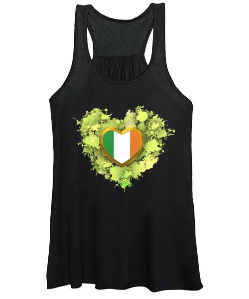 Love To Ireland Women's Tank Top
