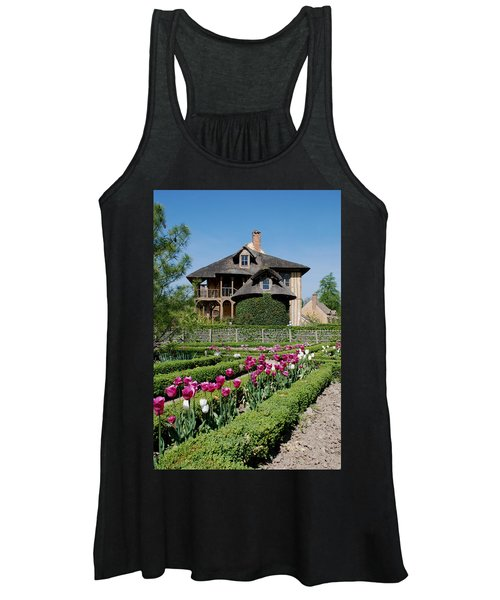 Lovely Garden And Cottage Women's Tank Top