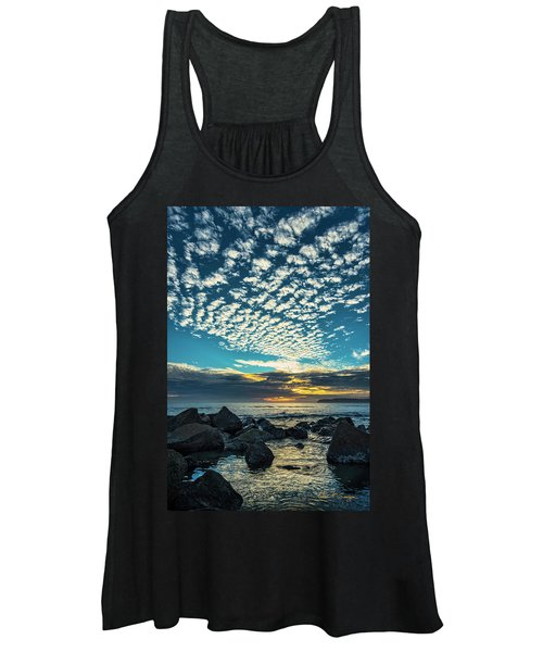 Mackerel Sky Women's Tank Top