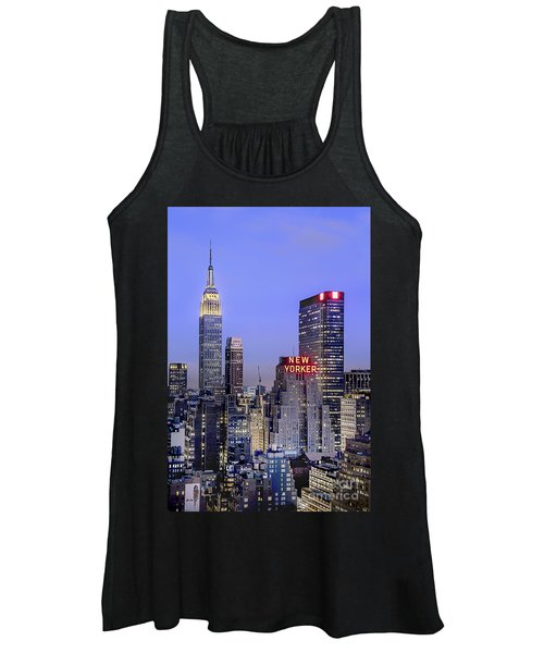 Made In New York Women's Tank Top