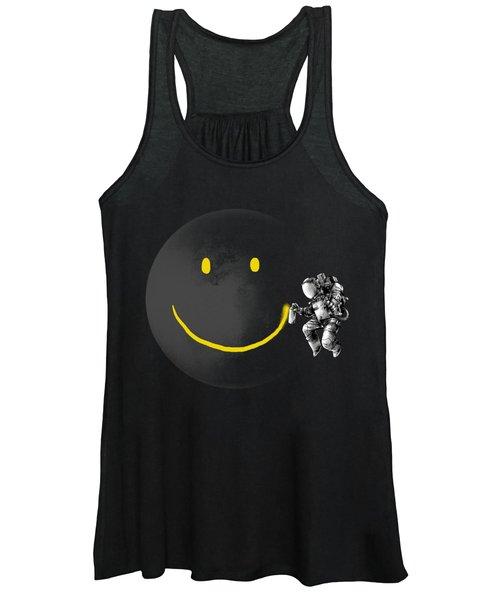 Make A Smile Women's Tank Top