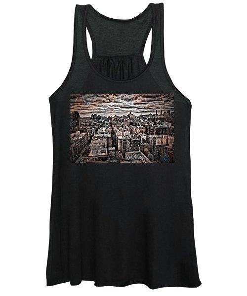 Manhattan Landscape Women's Tank Top
