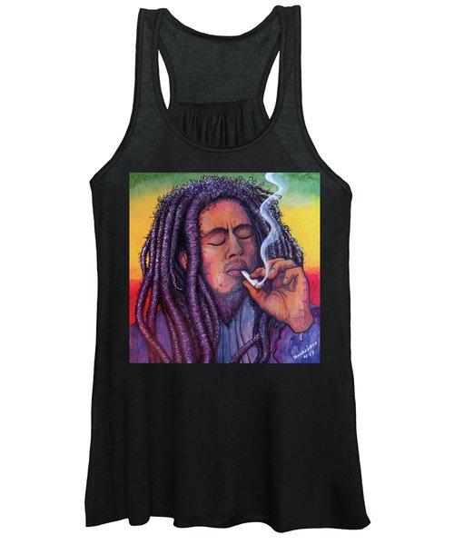 Marley Smoking Women's Tank Top