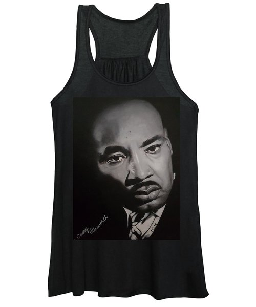 Martin Luther King Women's Tank Top