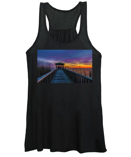 Mattamuskeet Lake Women's Tank Top