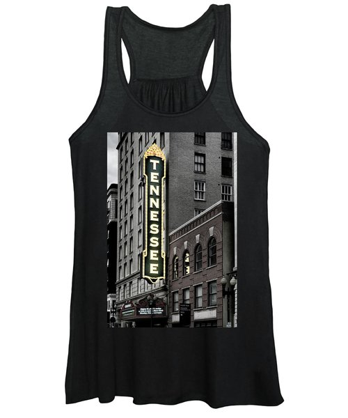 Mighty Tennessee Women's Tank Top