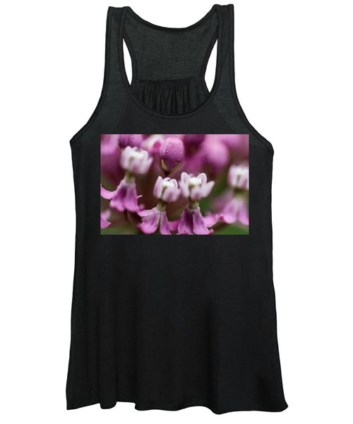 Milkweed Macro Women's Tank Top