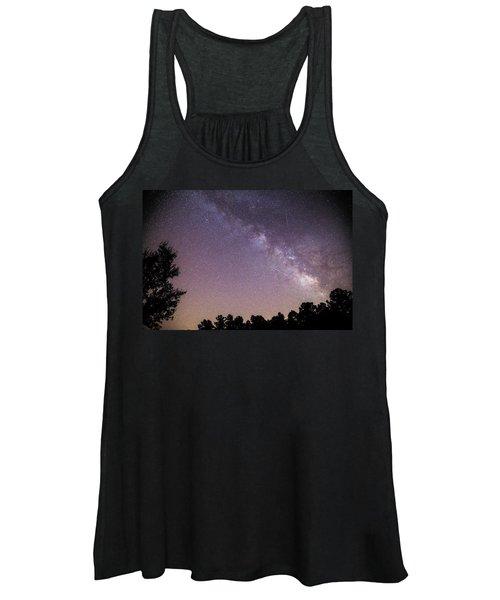 Milky Way Women's Tank Top