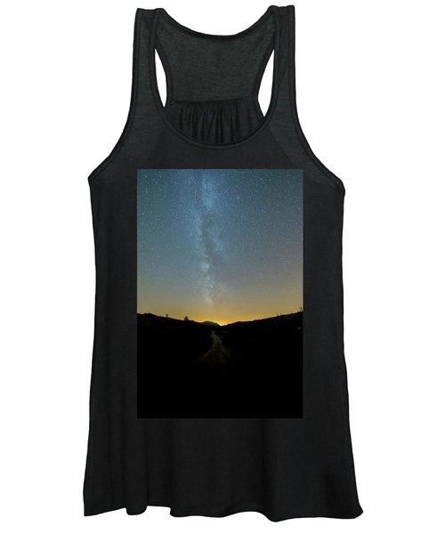 Milky Way Geres 1 Women's Tank Top