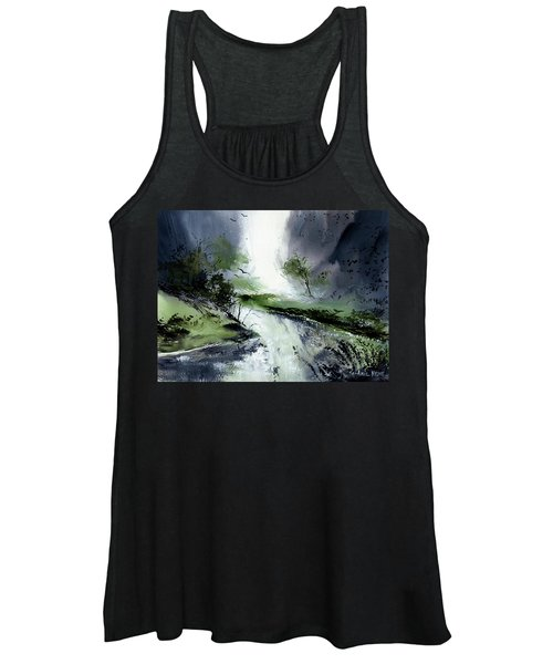 Monsoon 2018 -3 Women's Tank Top