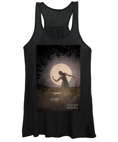 Moon Dance 001 Women's Tank Top