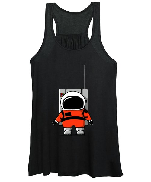Moon Man Women's Tank Top